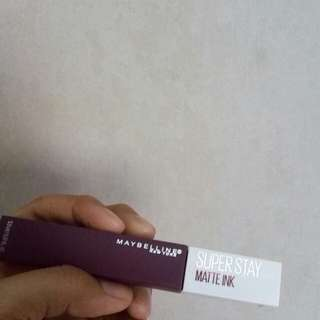 Maybelline Super Stay Ink Matte