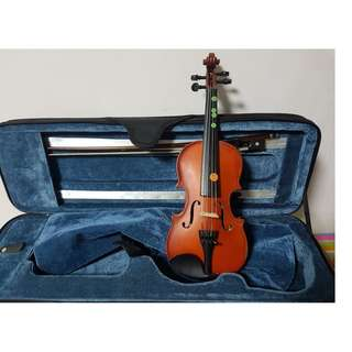 Children violin for clearance at $70, matt finished