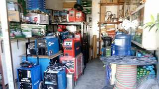 WELDING MACHINES AND CONSUMABLES