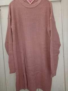 Tunik knitted