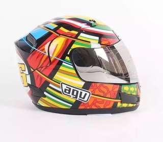 Full face motorcycle helmet ( BNIB )