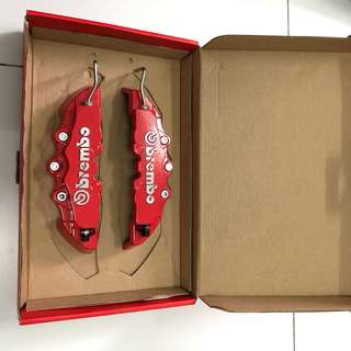 Brembo Caliper red Aluminium material NEW