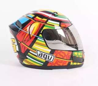 Full face motorcycle helmet ( BNIB )