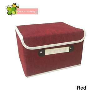 foldable storage drawer