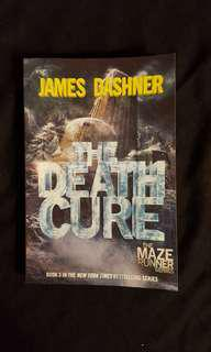The Death Cure (book 3) by James Dashner (The Maza Runner Series) #postforsbux