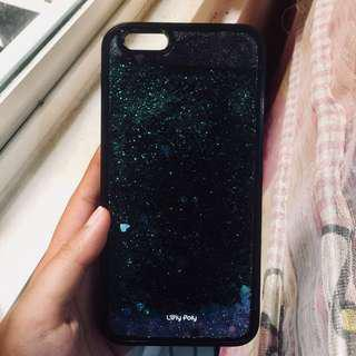 Case hp loly poly original hitam for iphone 6+ / 6s+