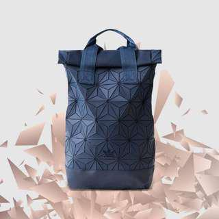 Adidas Urban Backpack 菱格紋 後背包 深藍DT6295 裸粉DT6296 #超取半價