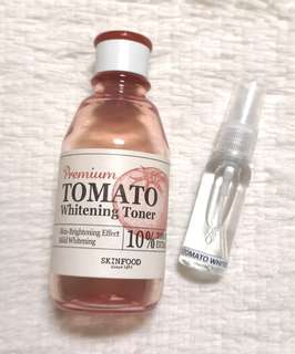Skinfood Tomato Whitening Toner 20ml