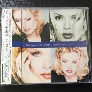 Kim Wilde Single Collection 1981-1993
