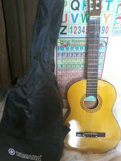 Gitar klasik sungkay senar nylon plus sofcase