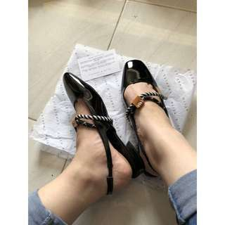 Charles and Keith flat shoes original