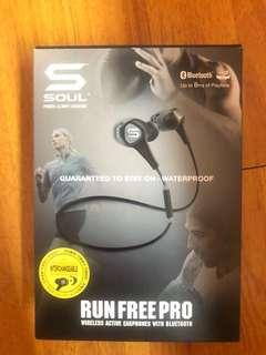 Soul Run Free Pro 藍牙耳機