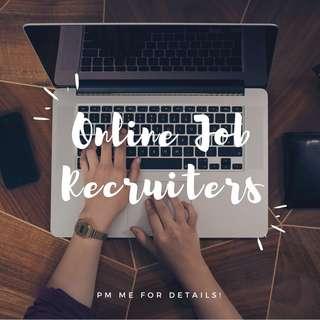 Online Job Recruiter