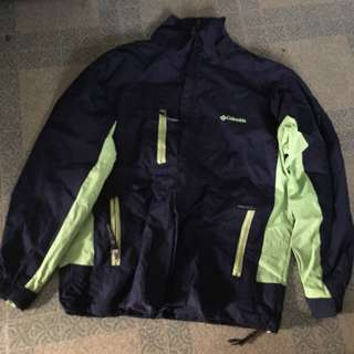 columbia hiking jacket