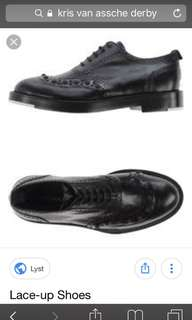 Kris Van Assche Dress Shoe