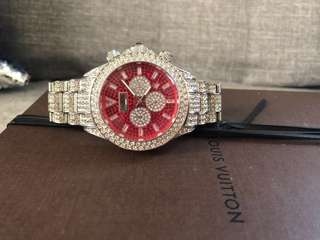 SALE! Vabene Crystal watch