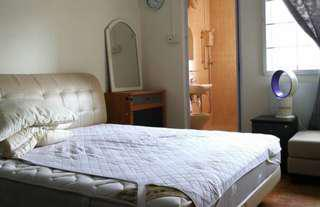 Room with attached bathroom for rental