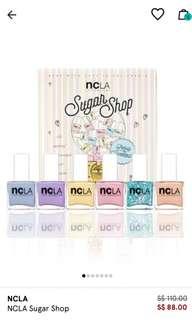 BNIB NCLA Nail Polish (Sugar Shop) Great as gift!