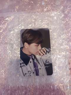 (WTT ONLY) NCT 127 Chain Haechan and Johnny photocard