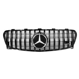 Grille options for Mercedes-Benz X156 GLA class
