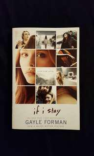 If I Stay By Gayle Forman #3x100