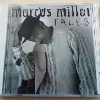 Marcus Miller Tales Jazz Rock Japan Released CD