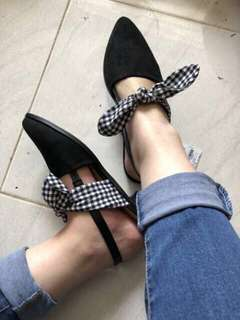 Zara flat shoes original