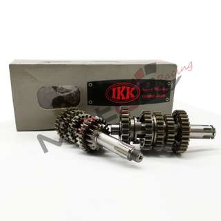 Y125Z/ZR RACING GEAR BOX SET (IKK-SPRINT TEST)