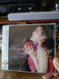 Japan CD, 邓丽君,40/40