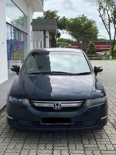 Honda ODYSSEY JULY PROMOTION