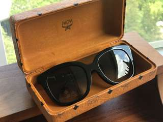 MCM stylish sun glasses brand new with gift box