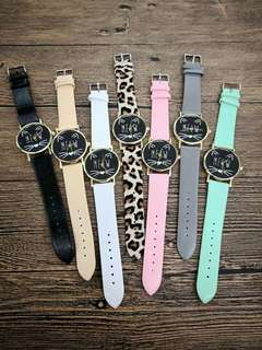 MEOW WRIST WATCH FOR LADIES