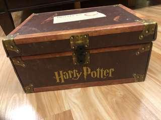 Authentic Brand New Sealed Harry Potter Hardbound Book Set