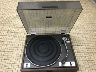 Vintage pioneer pl12r turntable price