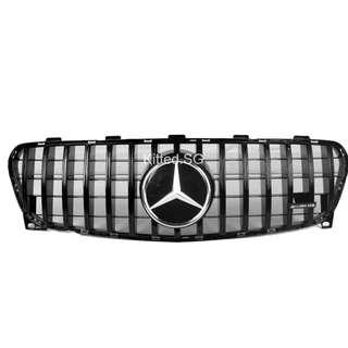 MERCEDES BENZ GLA X156 FRONT GRILLE