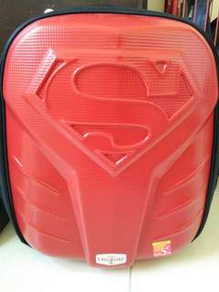 Simple Dimple Superman Diaper Bag backpack