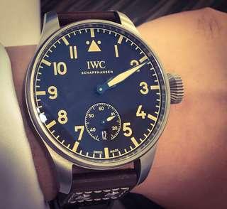IWC IW510301 Big Pilot's Heritage