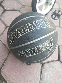 Spalding street NBA