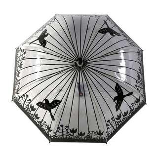 日本小鳥雨傘