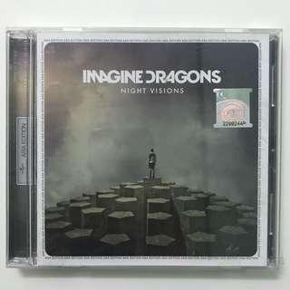 Imagine Dragons Night Visions Album