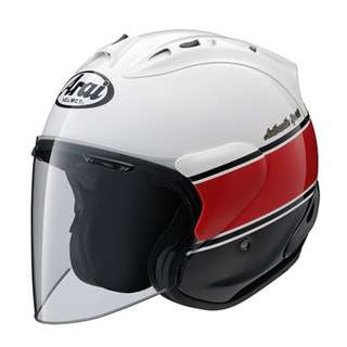 ARAI SZ-RAM4 STRIPE [Yamaha Authentic Color] Helmet