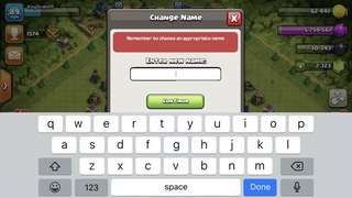Clash of clans th8 Account