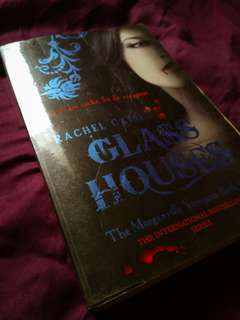 The Morganville Vampires by Rachel Caine Book One: Glass House
