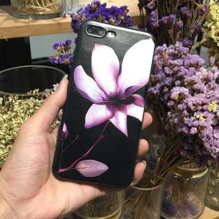 🌼C-1254 Literature Relievo Flower Case🌼