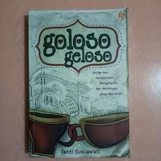 Novel Tanti Susilawati - Goloso Geloso