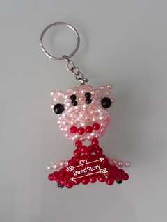 SALES...Beads Keychain