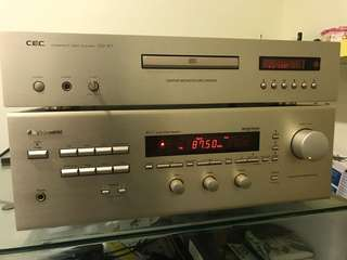 🚚 Nakamichi 5.1+ C.E.C CD PLAYER