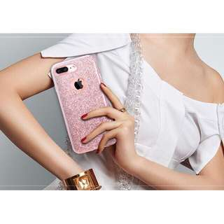 🌼C-1255 Glitter Anti-Shock Anti-Fingerprint Anti-Scratch Case🌼