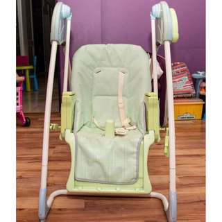 Magic Swing & High Chair