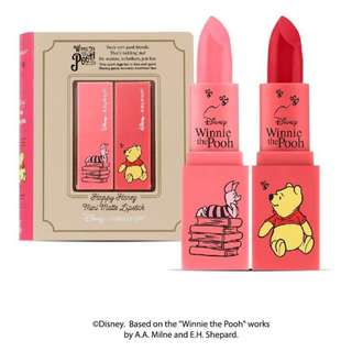 🚚 Disney Baby Bright Pooh Matte Lipstick (LIMITED EDITION)